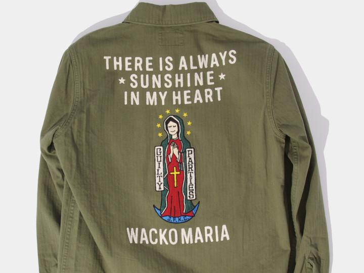 Wacko Maria Sunshine BDU Shirt
