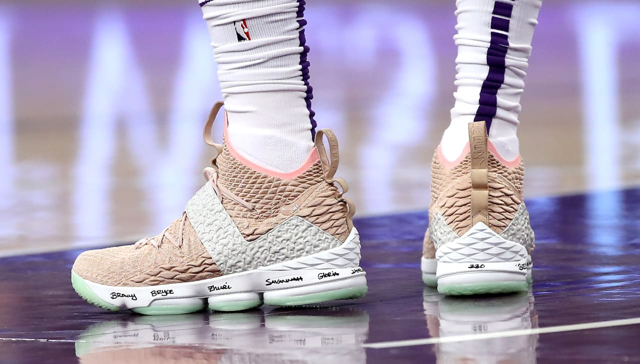 LeBron James Sneakers Inspired by