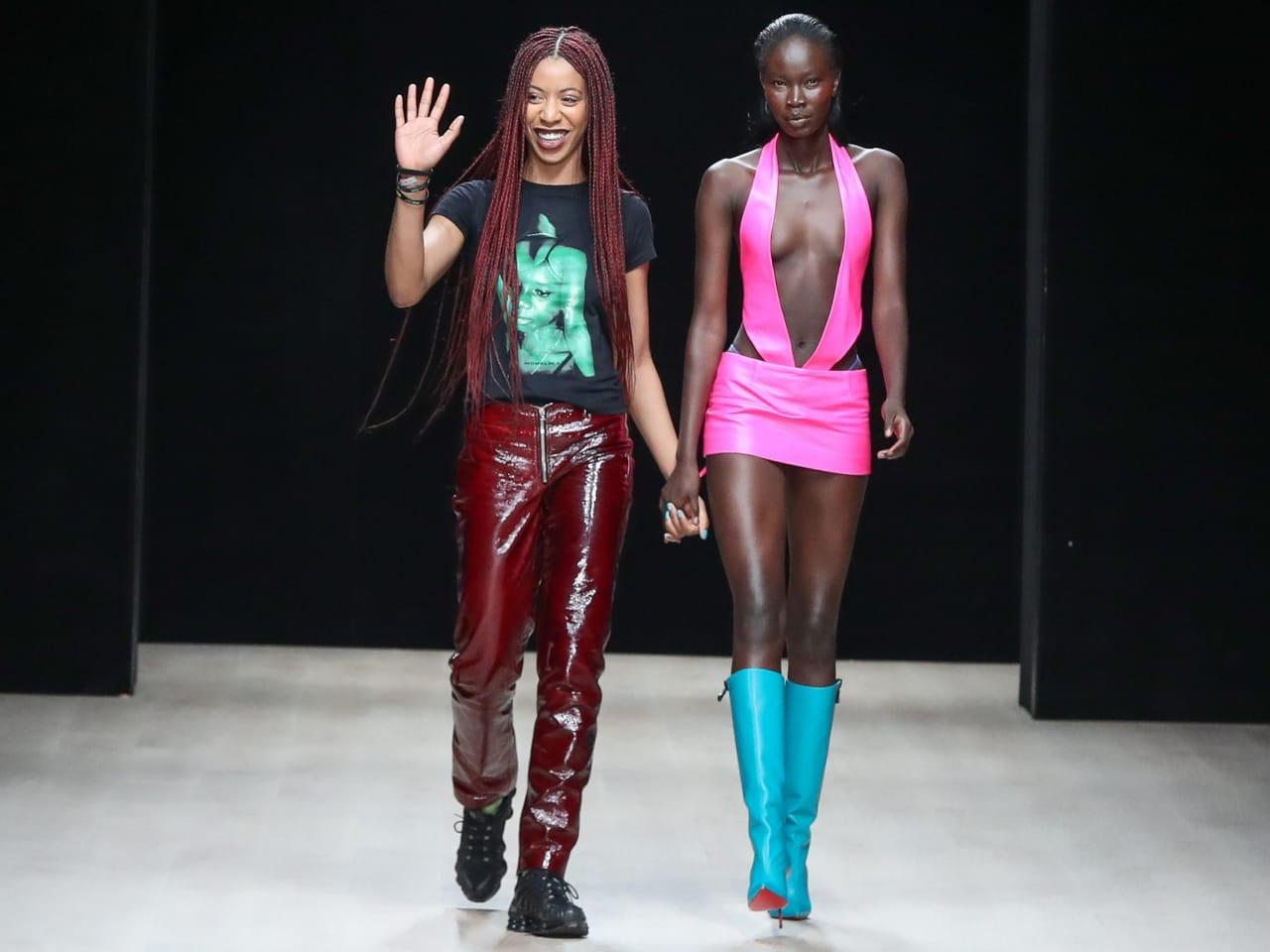 Meet Mowalola Ogunlesi The Designer Kanye West Hired To Lead Yeezy X Gap Complex