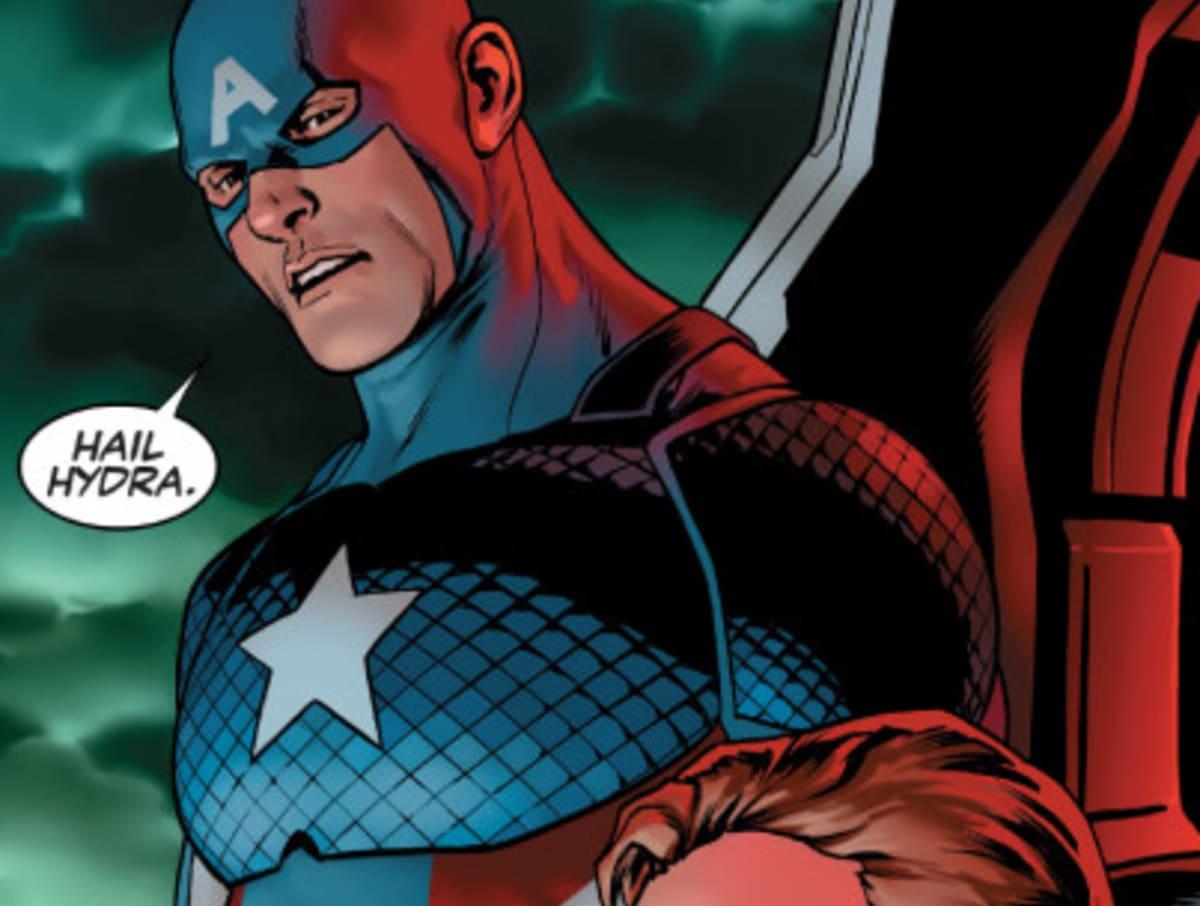 Captain America Ricardo Meme