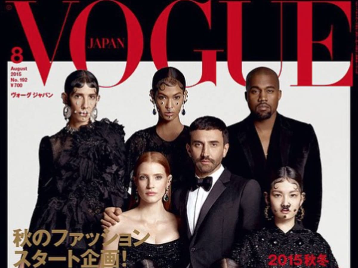 Fashion style Japan vogue august givenchy gang for girls
