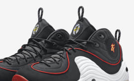 20157005ec8020 The Nike Air Penny 2 Is Releasing in a Miami Heat Colorway