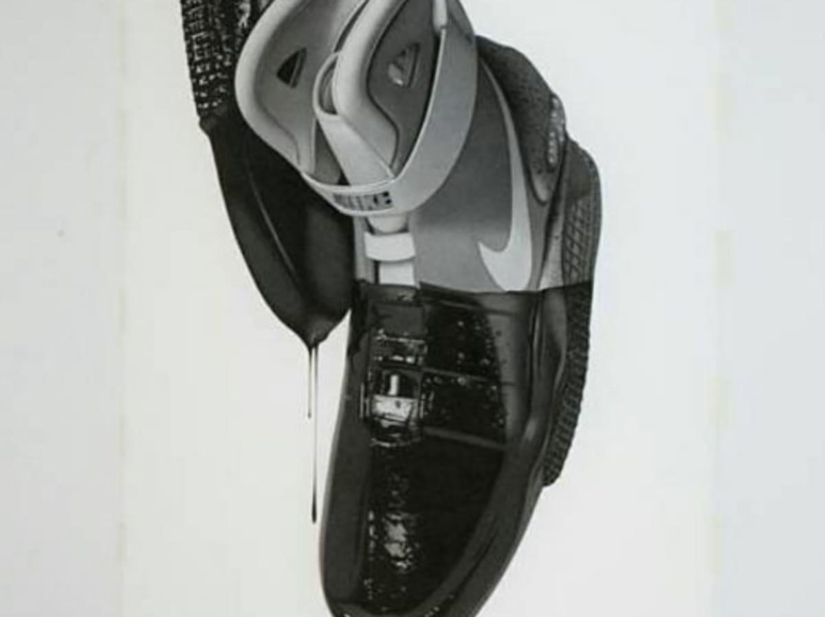 bfb3d3ccdb081 CJ Hendry s Paint-Dipped Nike Mag Drawing