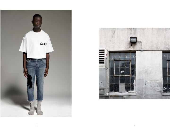 50e3e920 Ex-DONDA Designer GEO Carves Out His Own Lane With New Clothing Line ...