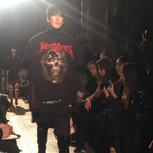 Vetements to Show During Men's Paris Fashion Week Vetements to Show During Men's Paris Fashion Week new foto