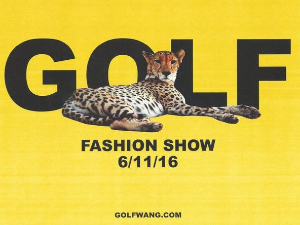 Here's How You Can Watch Tyler, the Creator's First Golf Wang Fashion Show news