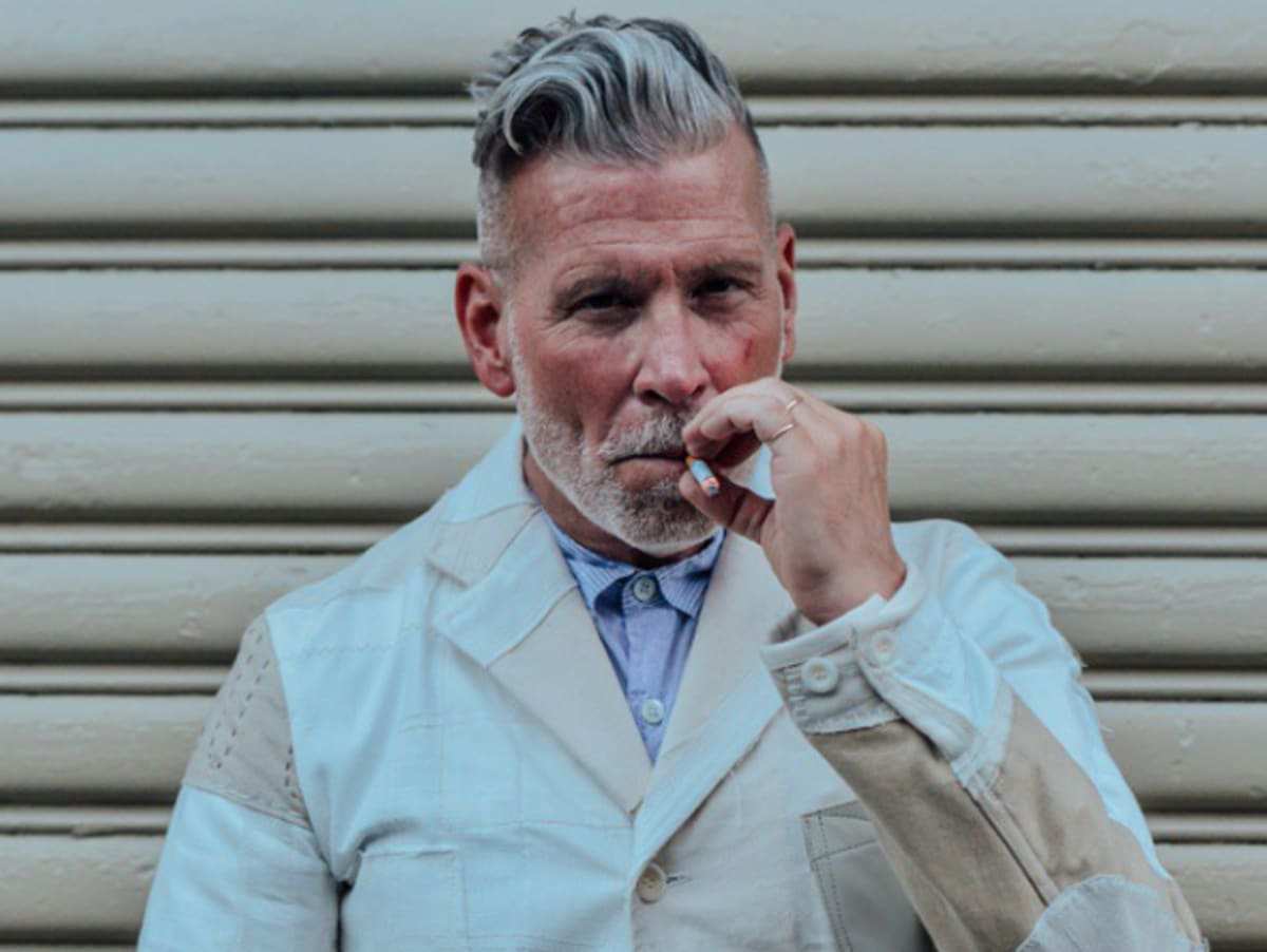 nick wooster talks about his career as a self