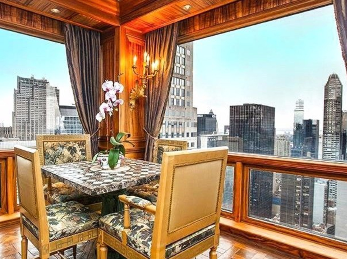 Take a look inside cristiano ronaldos 18 5 million new york city apartment in trump tower