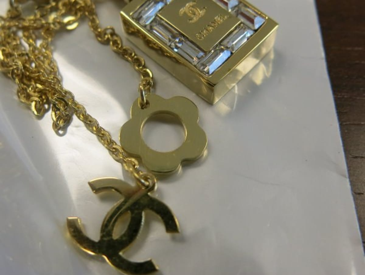 More than half a million dollars worth of fake designer for Dollar jewelry and more