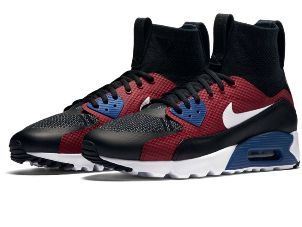 Tinker Hatfield, Mark Parker, and Hiroshi Fujiwara Each Redesigned a Pair of Nike Air Maxes