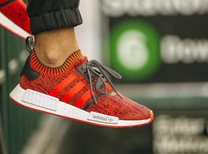 8143a9abe53e9 Adidas NMD PK Red Apple
