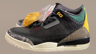 10 Fake See Through Air Jordans That We Wish Were Actually