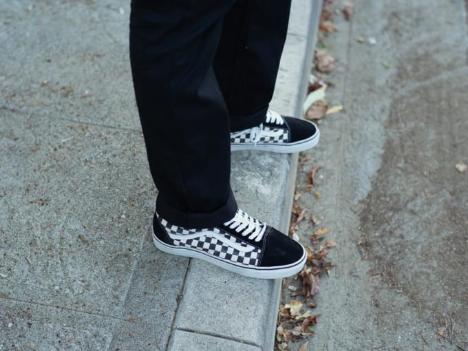 42882cc709 Vans Commemorates 50 Years With a Retro Checkerboard Collection ...