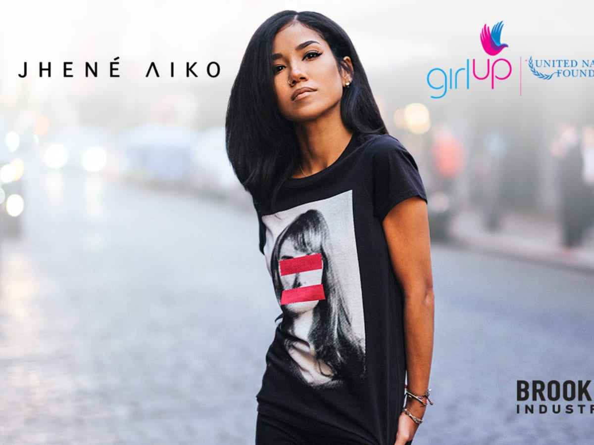 Exclusive: Jhene Aiko Joins Girl Up and Brooklyn ...