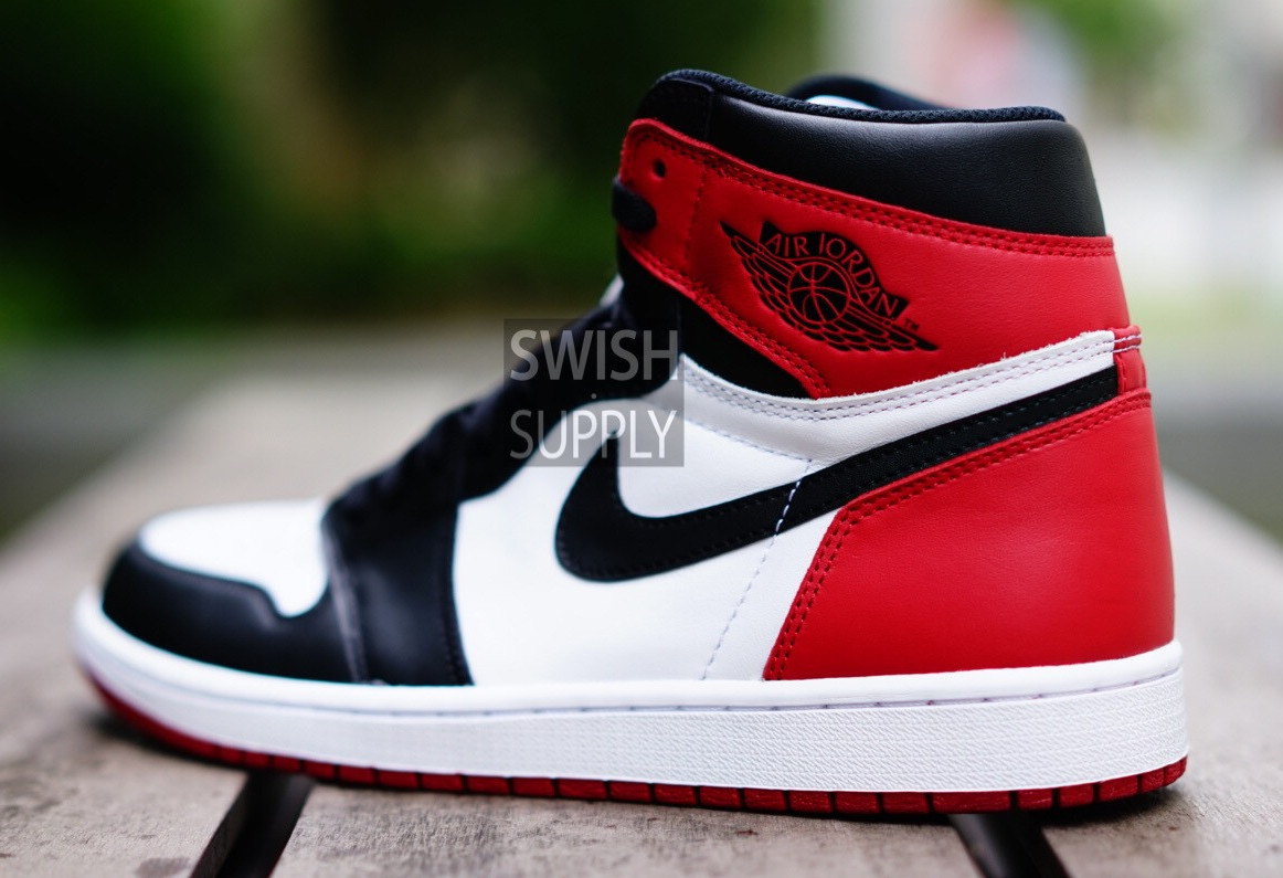 low cost timeless design cheap for discount Air Jordan 1 Black Toe 2016 555088-125 | Sole Collector