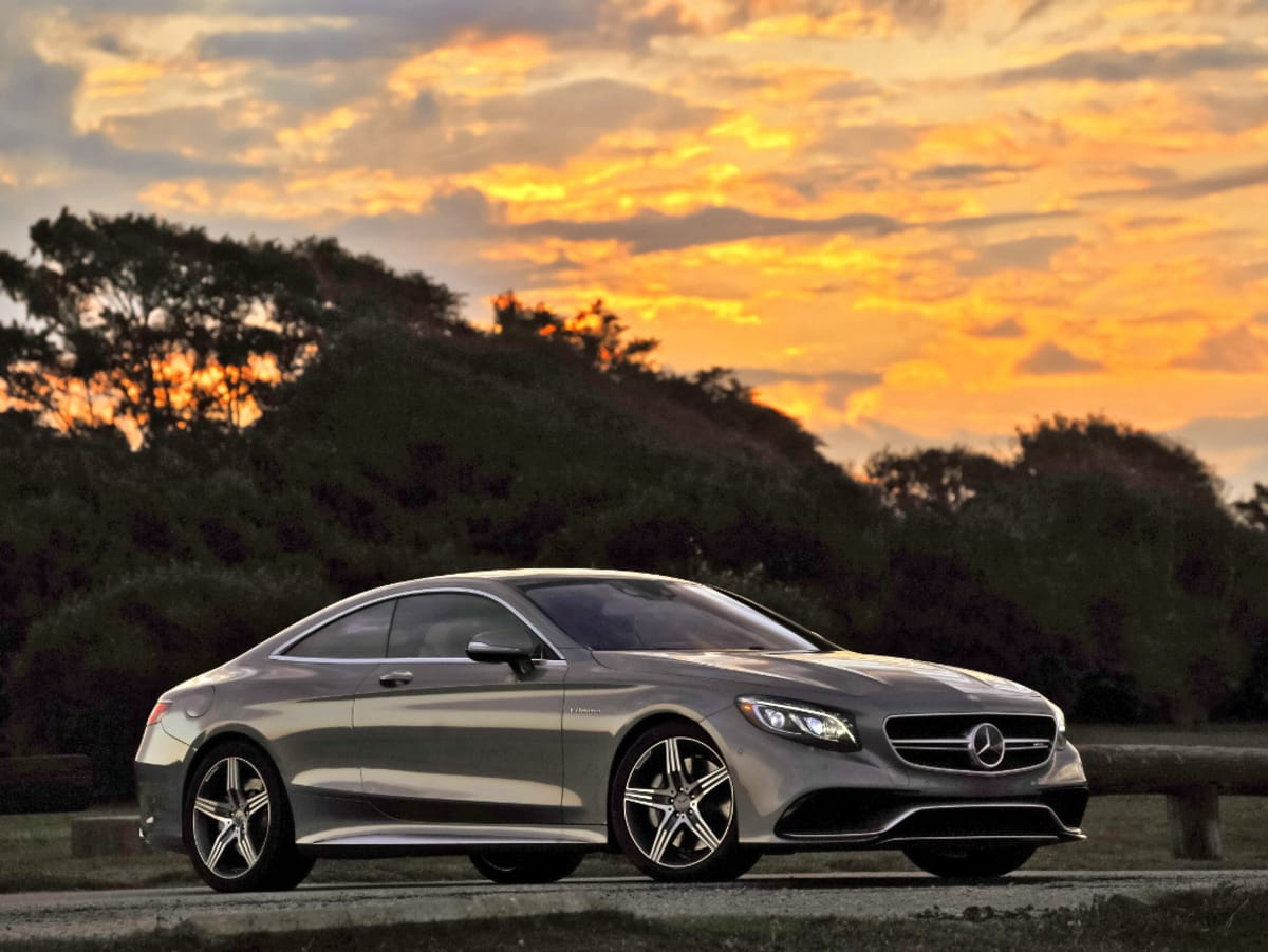 2015 Mercedes Benz S63 AMG Coupe Review