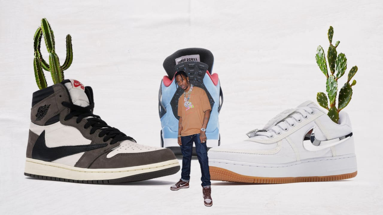 Travis Scott Sneakers: Ranking Collabs From Worst to Best ...