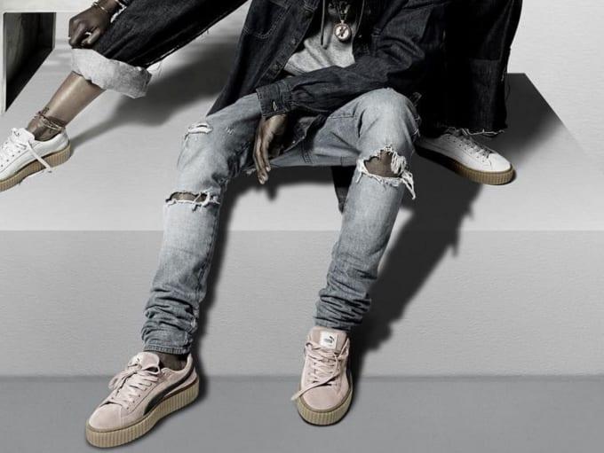 Puma Rihanna Men Shoes