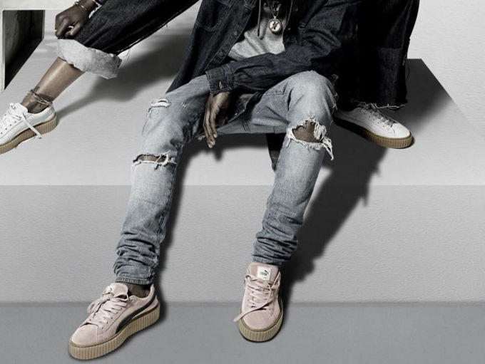 Puma Rihanna Men Shoes