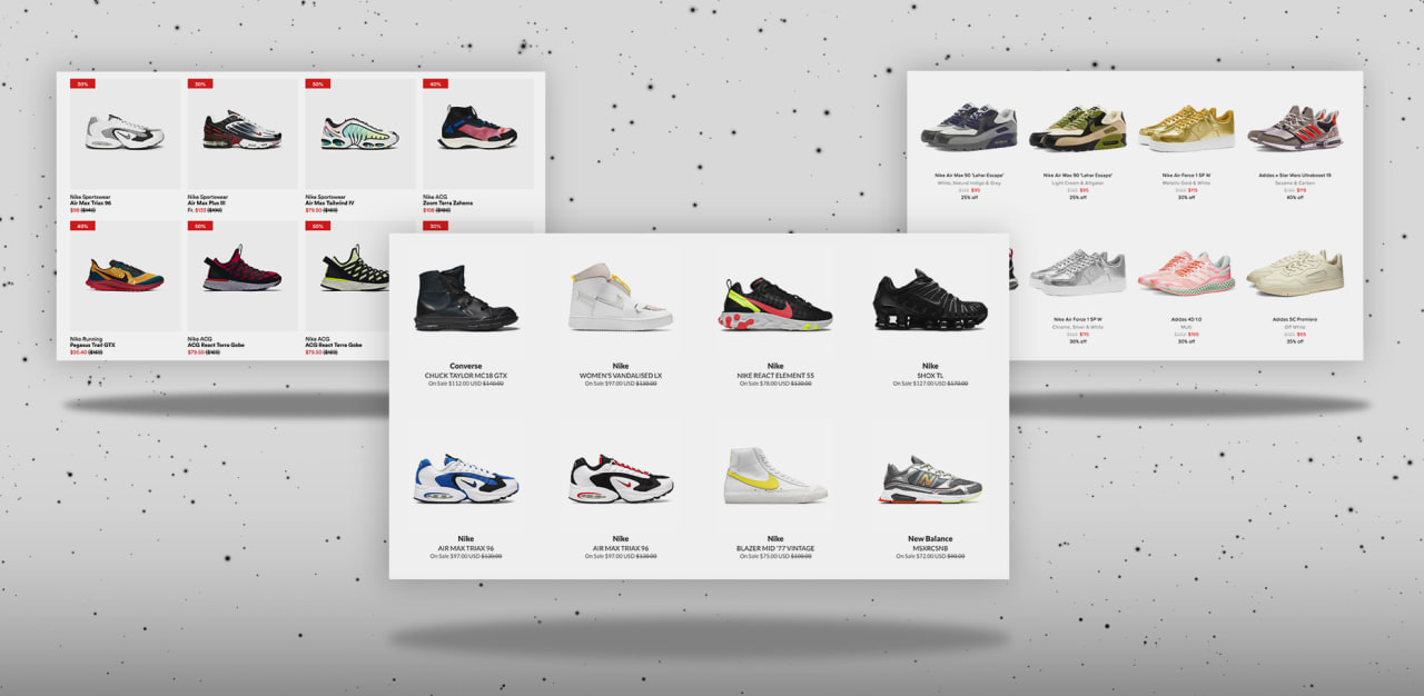 10 Sneaker Stores Online With The Best