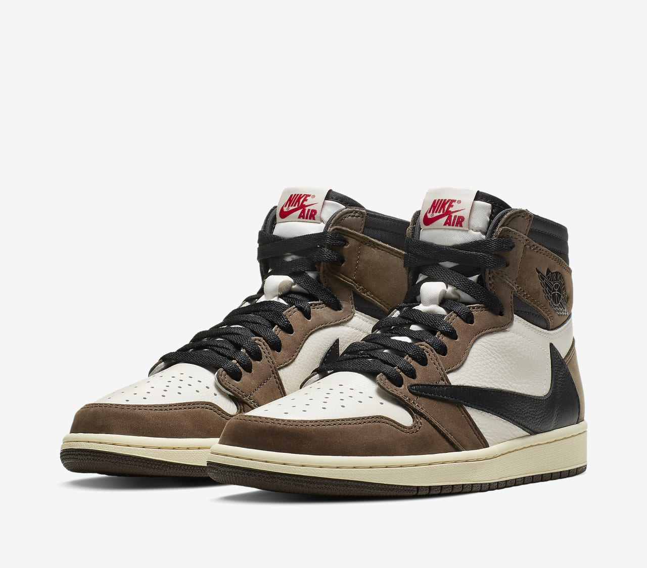 2e684b870f5 Nike SNKRS Had Bugs During the Travis Scott x Air Jordan 1 Release and the  Internet Wasn't Happy