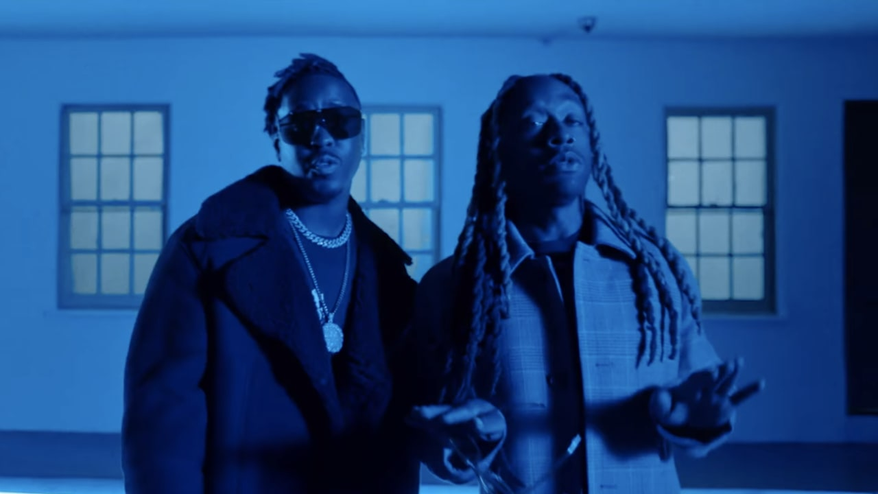 Jeremih and Ty Dolla Sign Drop Trippy