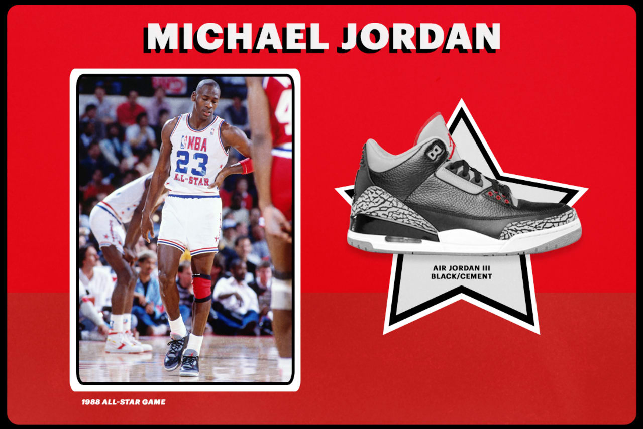 Best Sneakers of the NBA All-Star Game