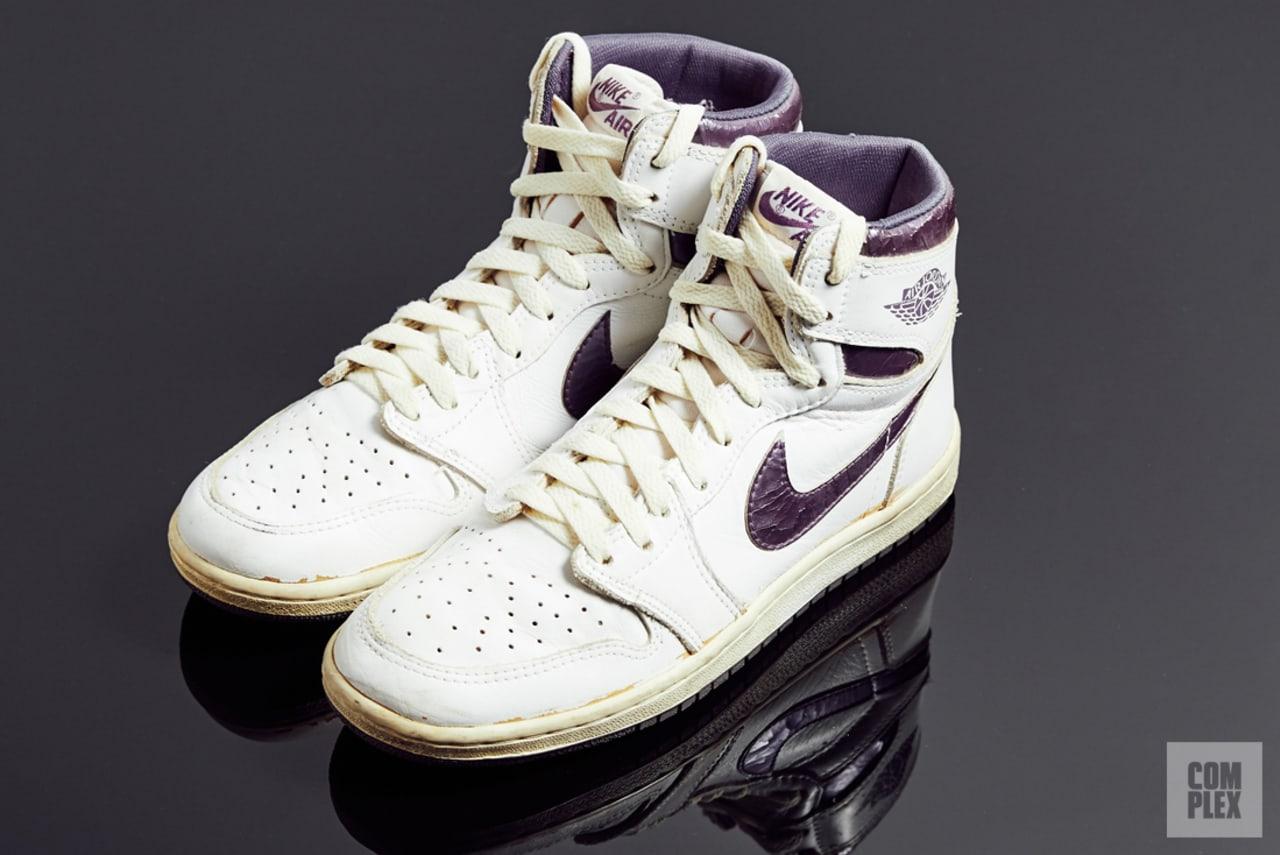 O.G. Air Jordan 1 Collection