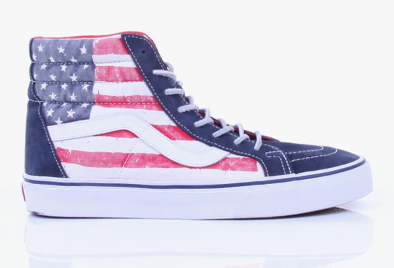 vans american
