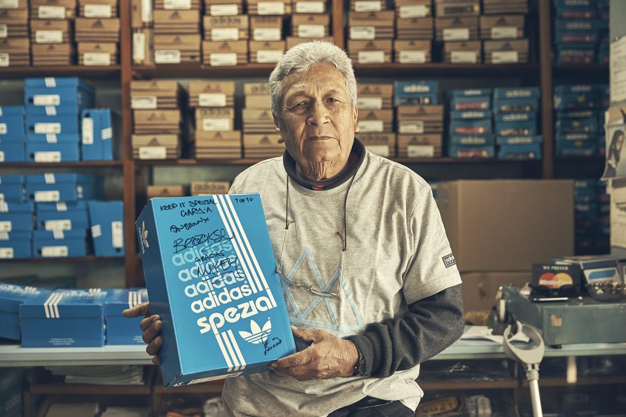 Gary Aspden Interview on adidas Spezial