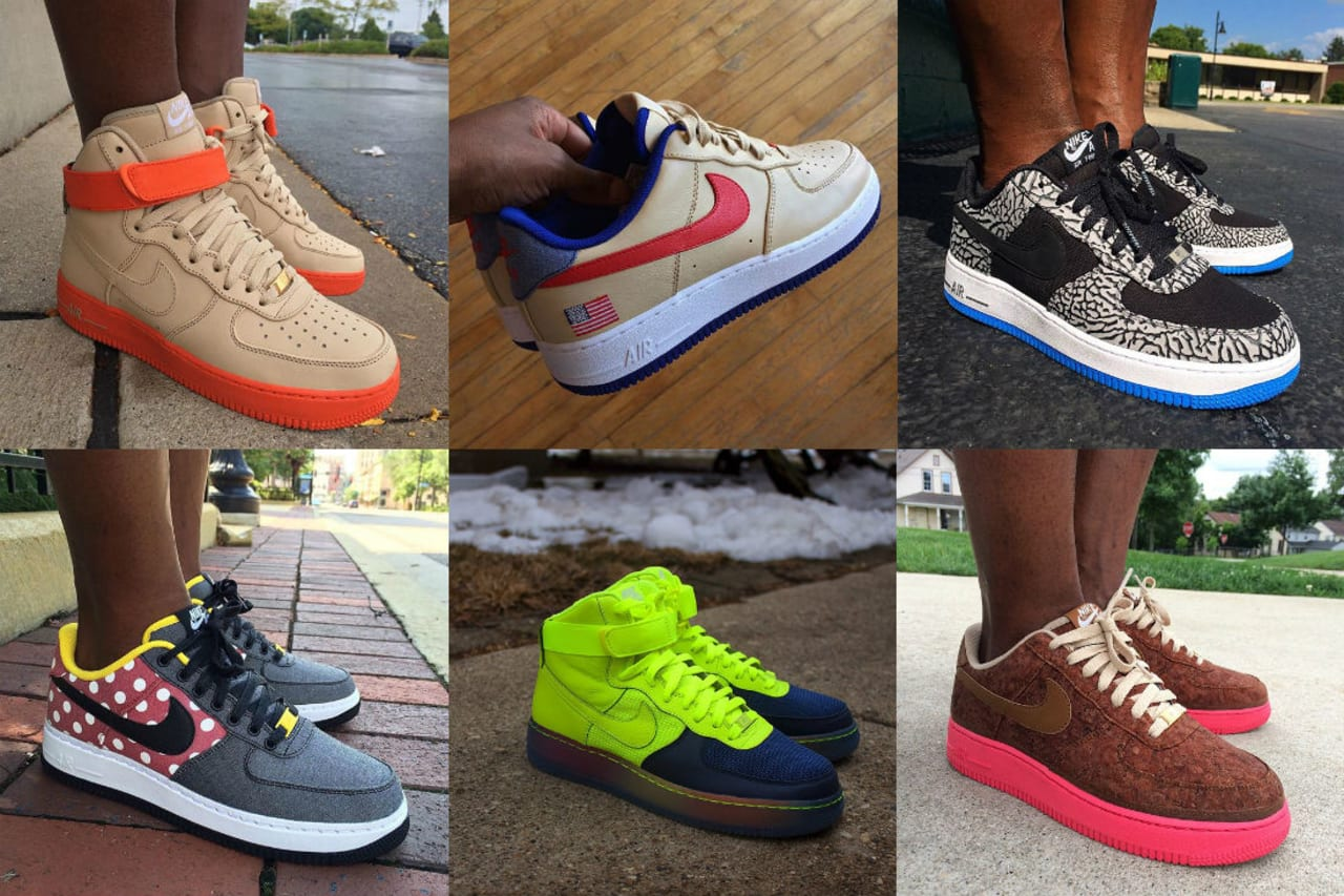 cheapest detailed images sneakers The Best NIKEiD Designers On Instagram | Sole Collector