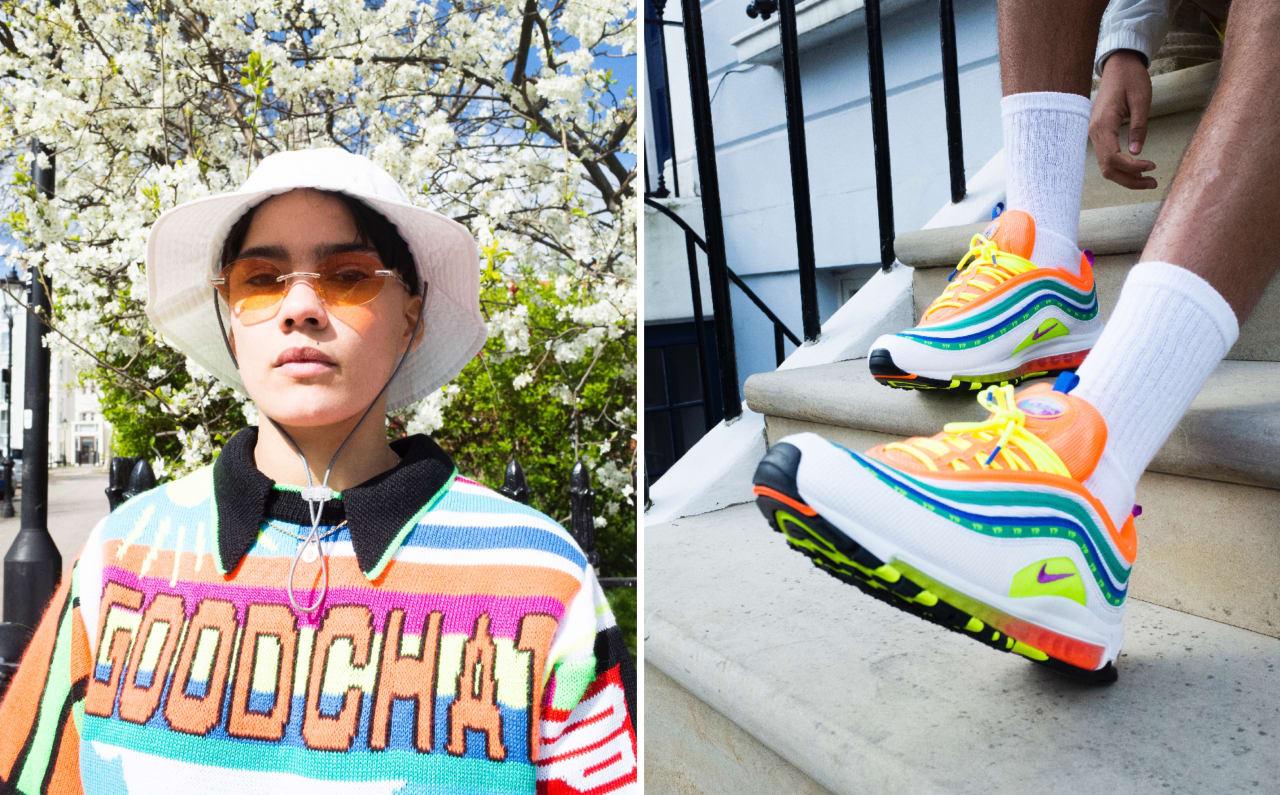 Interview Jasmine Lasode Breaks Down Her Award Winning Nike Air Max 97 Design London Su Complex