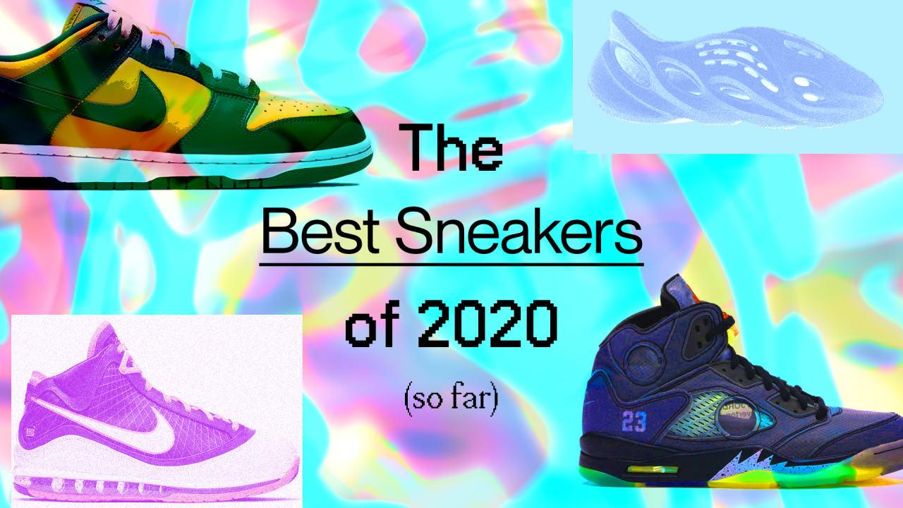 Best Sneakers of 2020: Top Shoe
