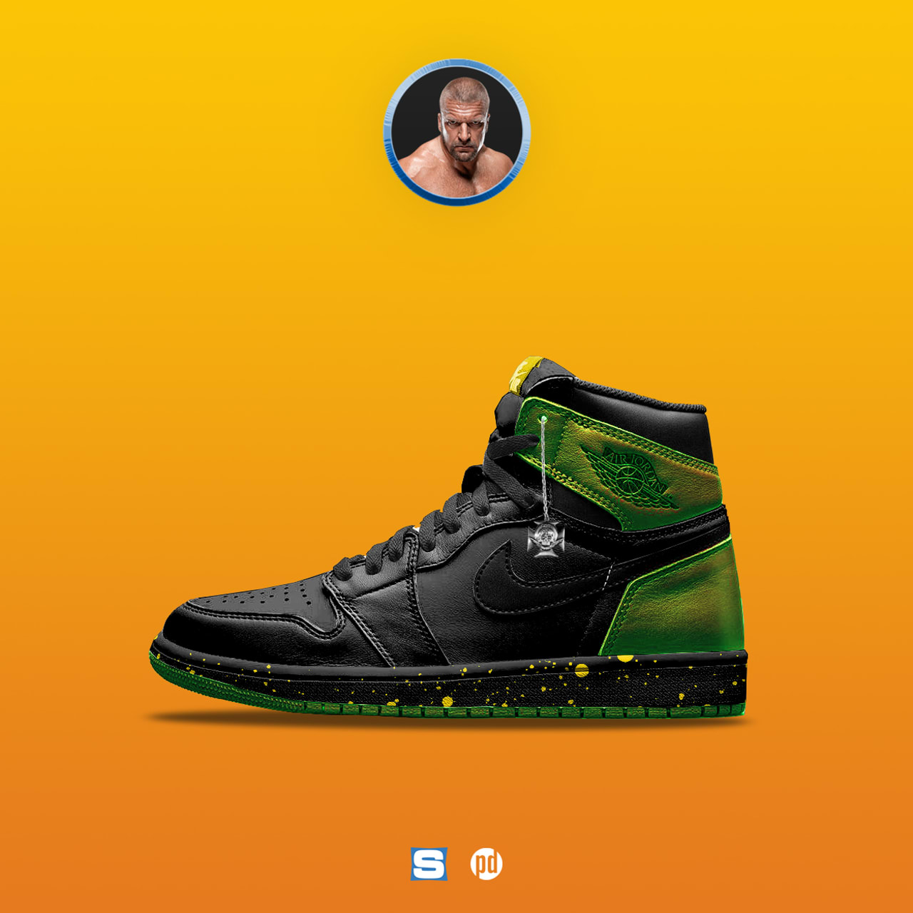 WWE Sneakers | Sole Collector