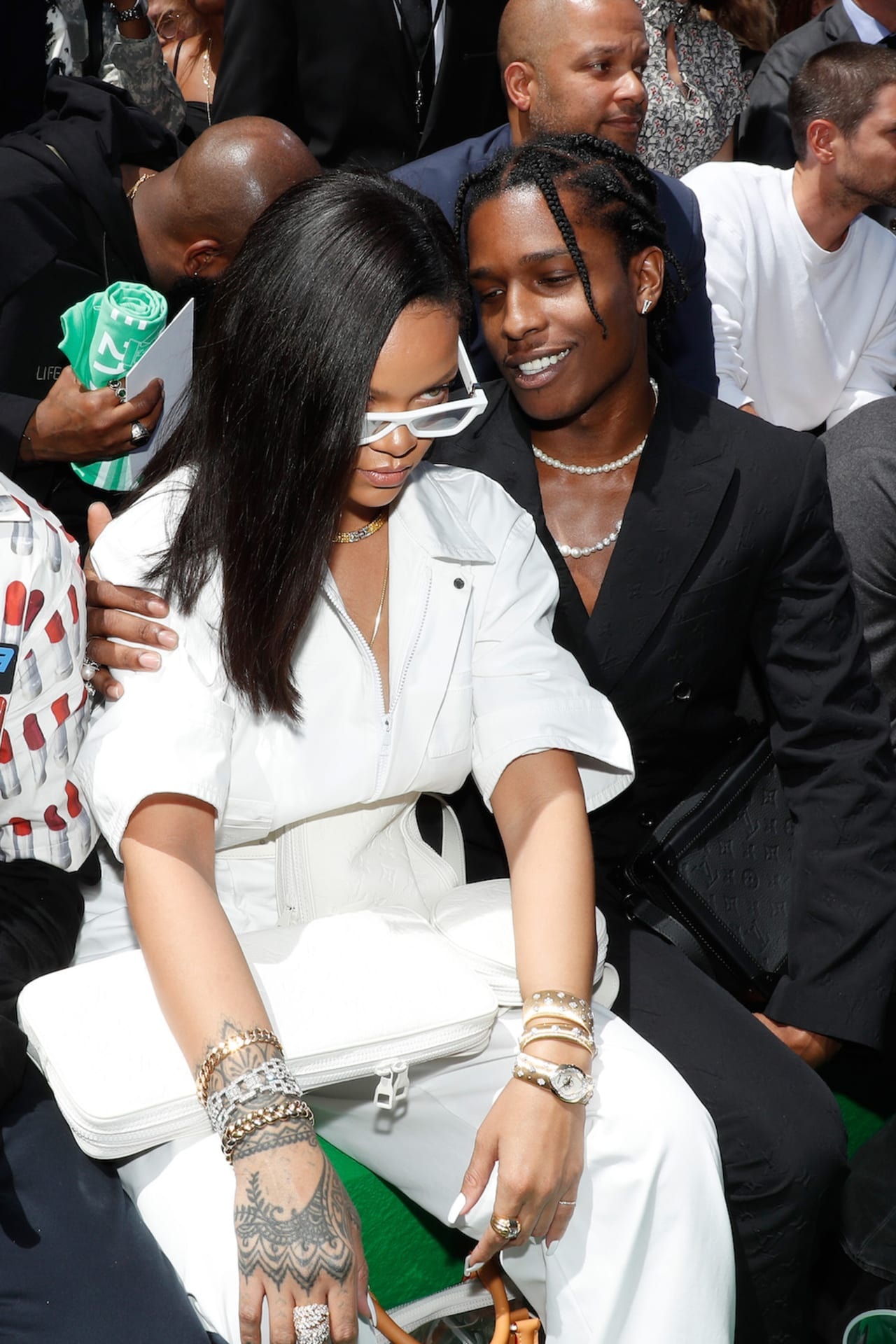 Rihanna & A$AP Rocky: 5 Most Stylish Moments Together | Complex
