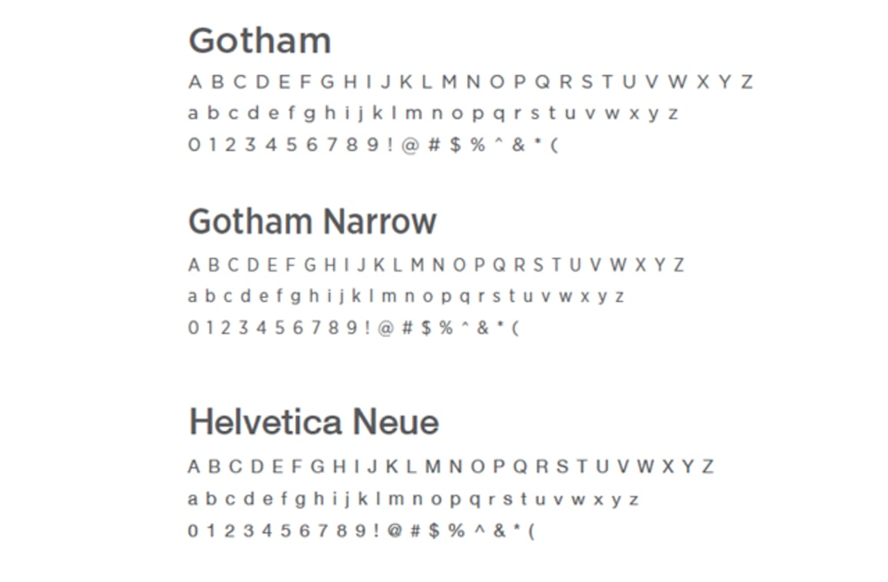 Twitter Is Replacing Helvetica Neue With Gotham As Its Font Family