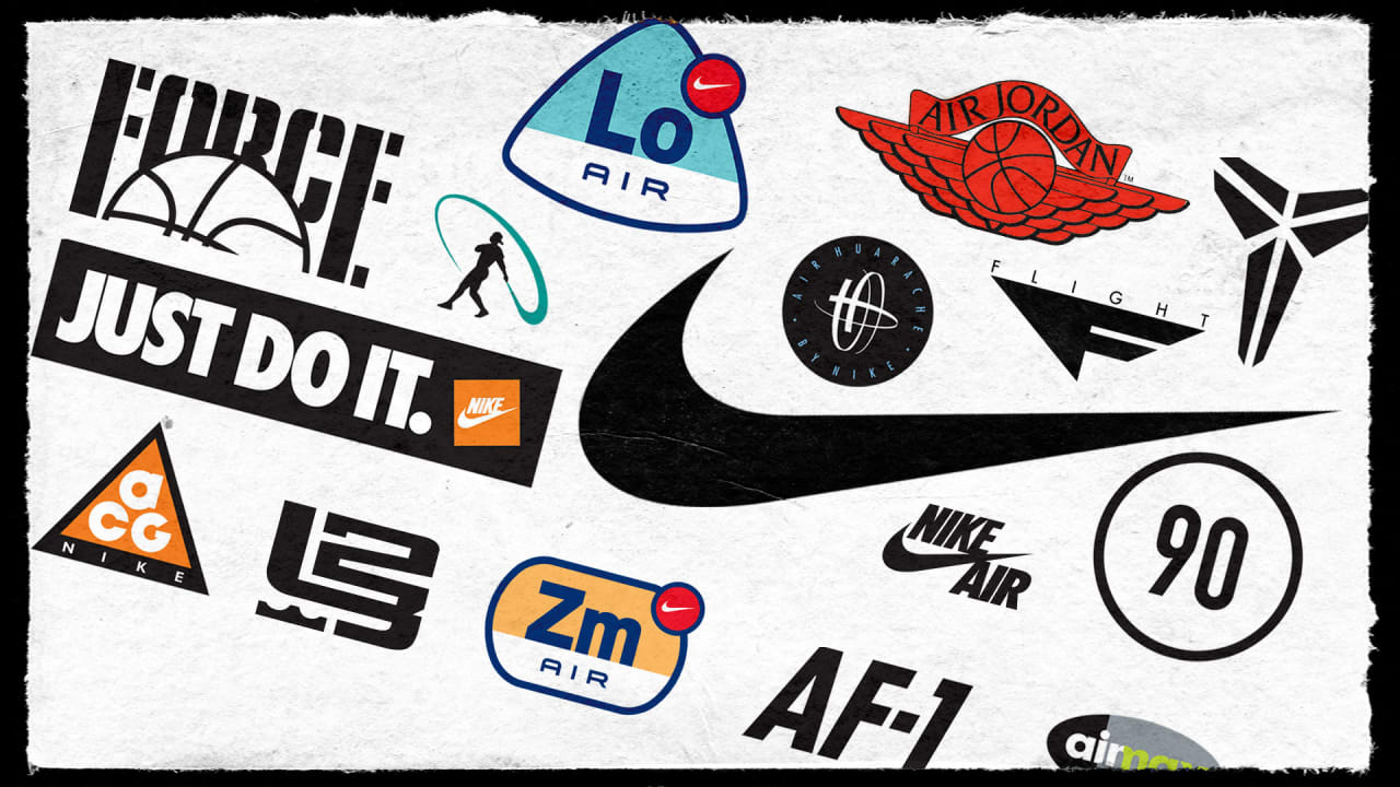 minusválido en términos de Reposición  Best Nike Logos of All Time, Including the Iconic Swoosh | Complex
