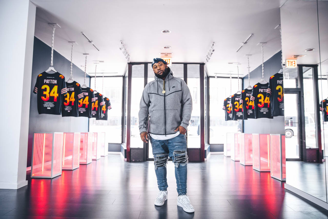 f0ee59f86f9c0 How Joe Freshgoods Built a Successful Streetwear Brand Out of Chicago    Complex