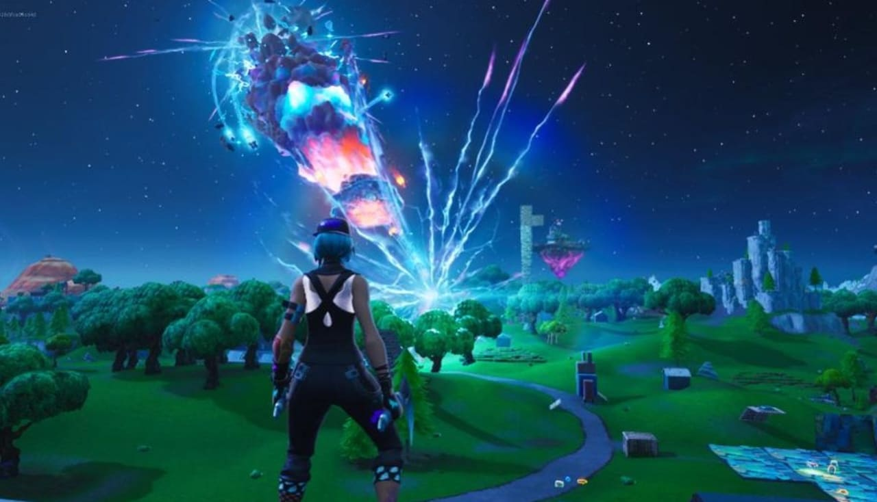 Fortnite Konami Code Doesn't Work Fortnite Black Hole Event Everything You Need To Know Complex