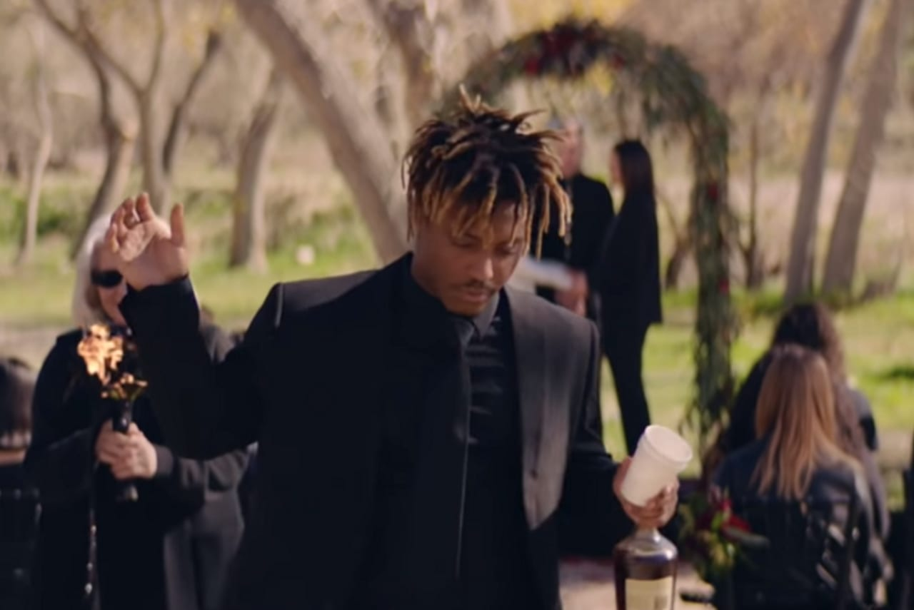 Juice WRLD Crashes His Ex's Wedding in