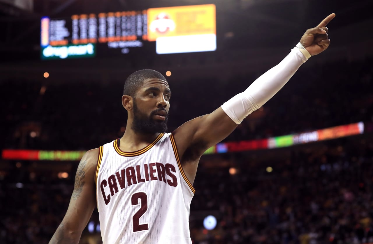 3c34616a5 Kyrie Irving Is Inspiring Middle School Students to Believe the Earth Is  Flat