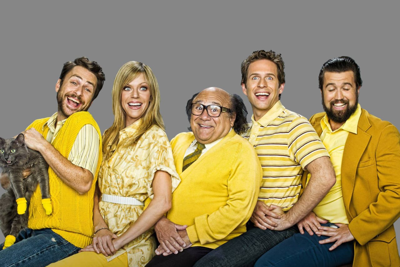 Always Sunny In Philadelphia Clips ranking all 124 episodes of 'it's always sunny in