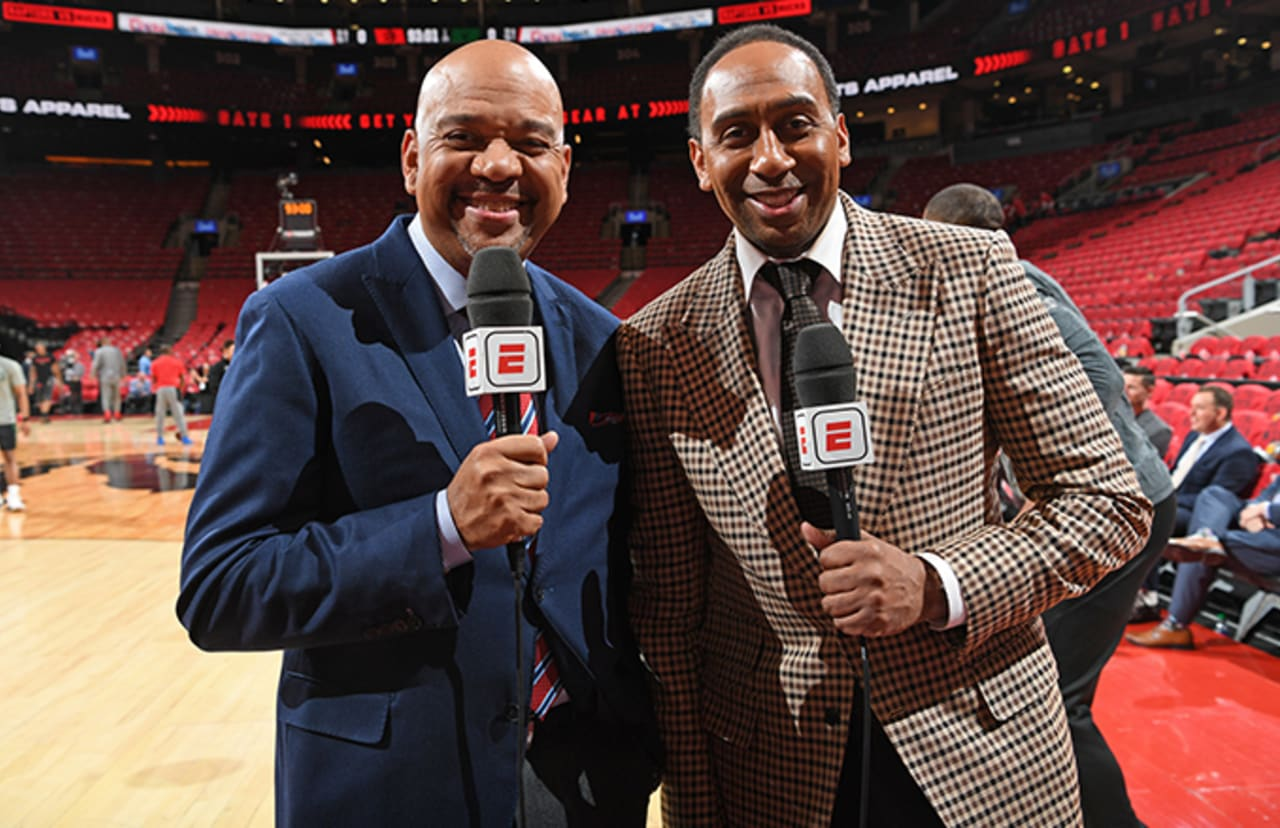 Stephen A Smith And Michael Wilbon Will Coach All Star