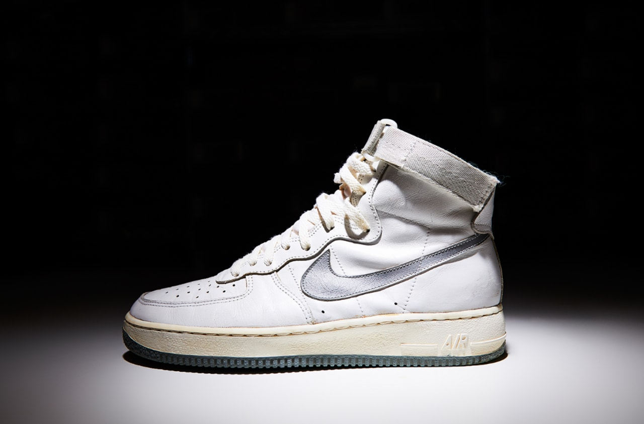 Nike Air Force 1 History Behind The Perfect White Sneaker Complex