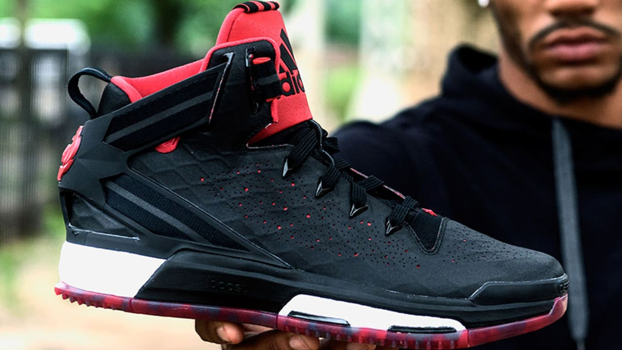 2adidas d rose 6 boost test