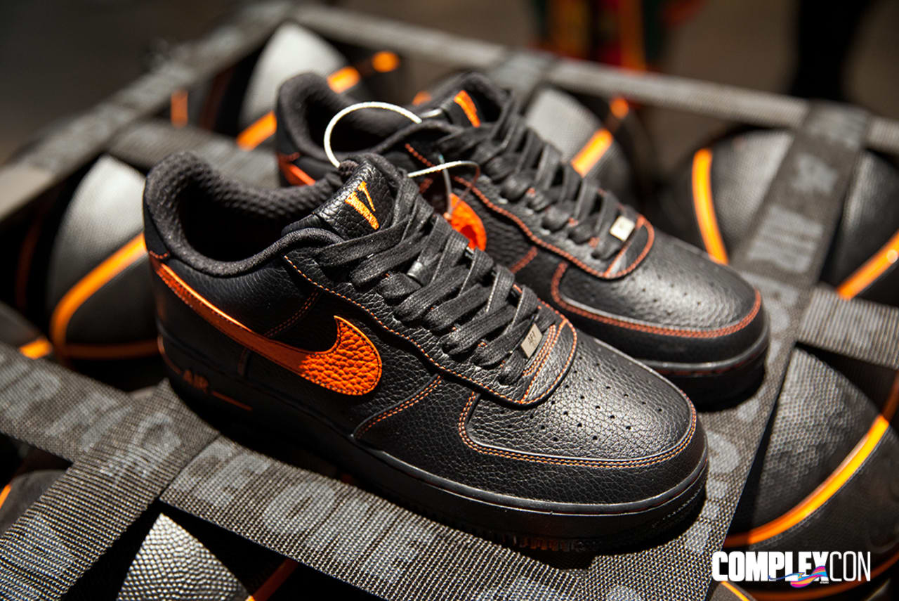ASAP Bari's VLONE x Nike Air Force 1 is Selling For More Than $90,000 on eBay
