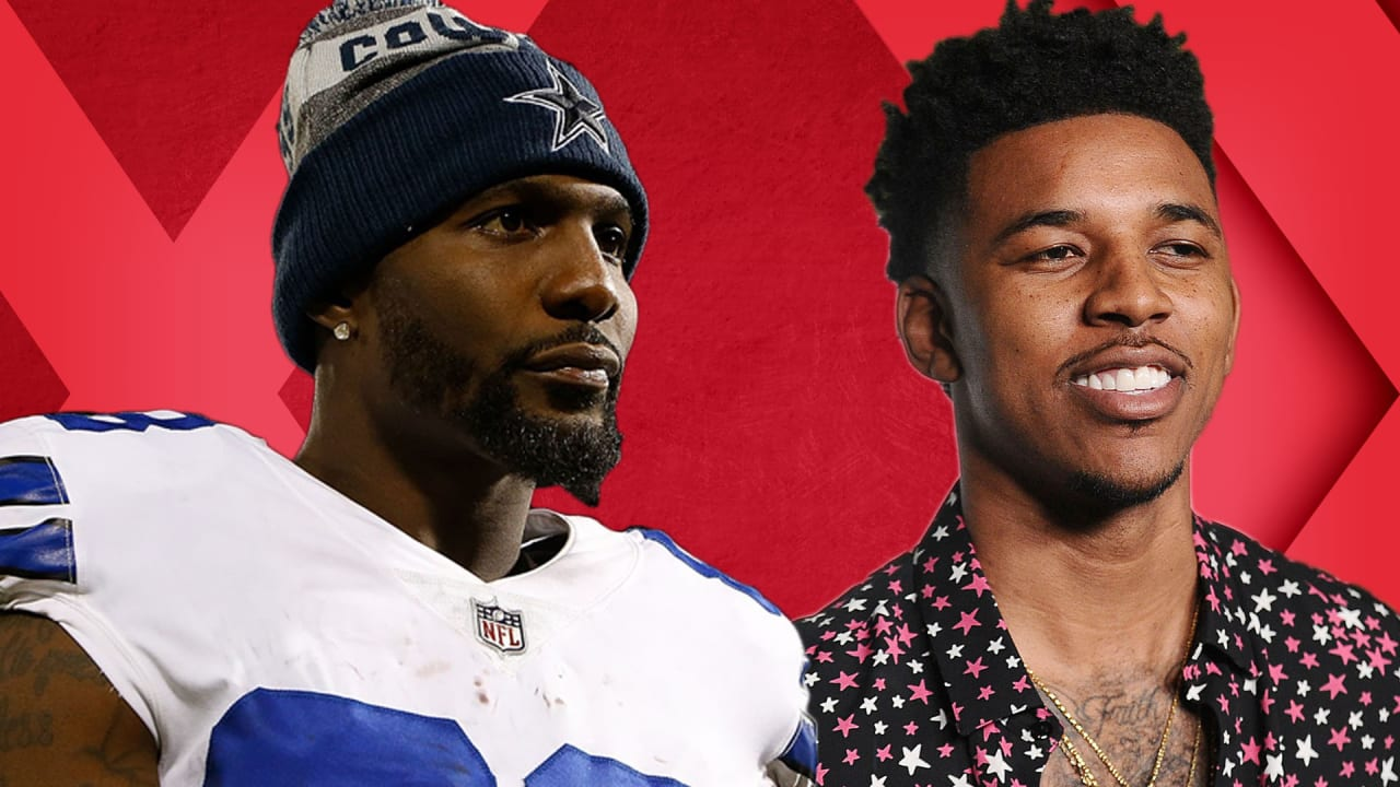 Nick Young S Wild Playoff Outfit Cowboys Cut Dez Bryant Pop S Kawhi Shade Out Of Bounds