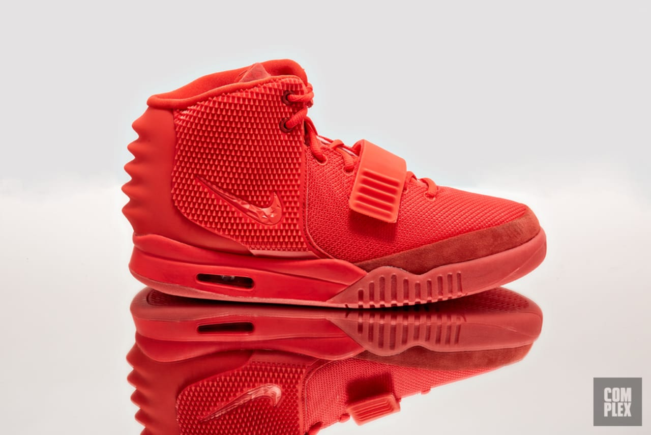 How the Air Yeezy 2 Led to Kanye West's