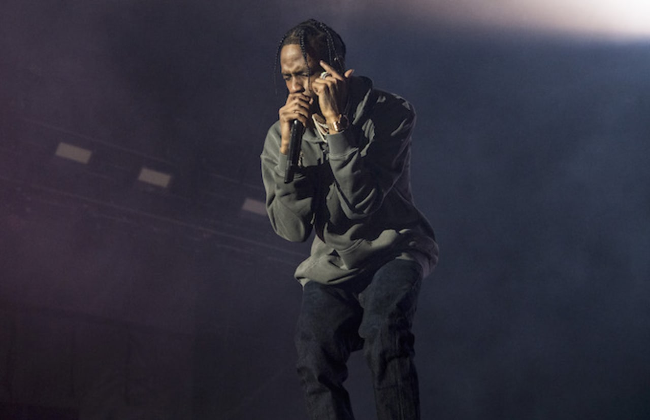 ab00e1446a91 Travis Scott Sued for Canceling a Performance Right After His Daughter's  Birth | Complex