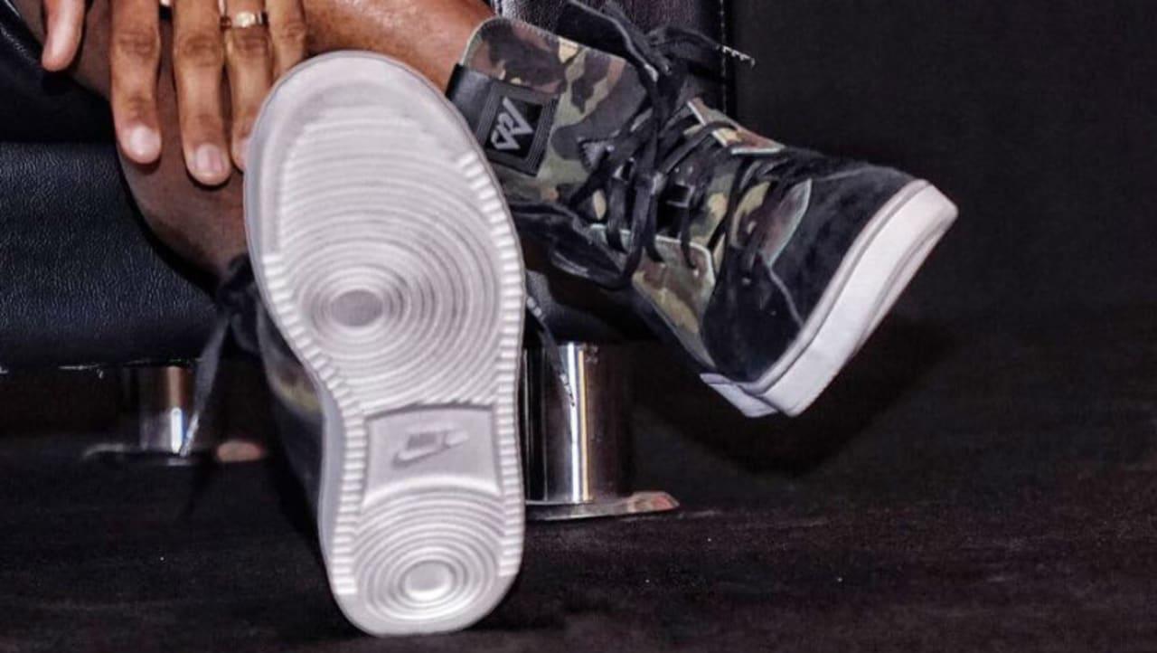 aadf39ff3d4d5 Did Russell Westbrook Debut His Next Jordan Signature Shoe?